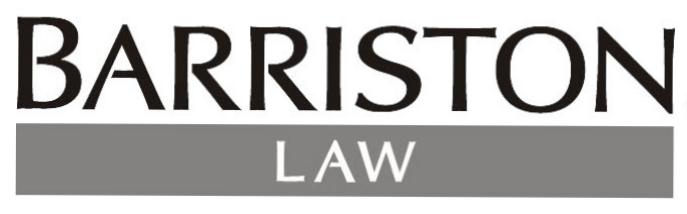 Barriston Law