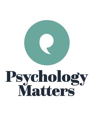 psychology matters logo