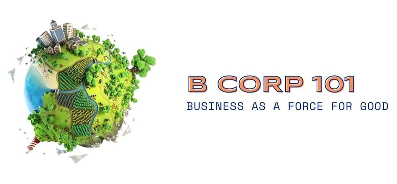 BCORP 101 Website banner